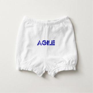 Agile BLUE Nappy Cover