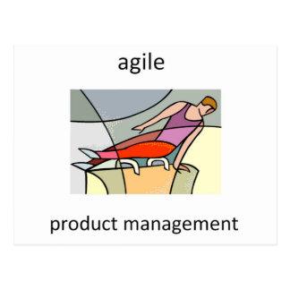 Agile Product Management Postcards