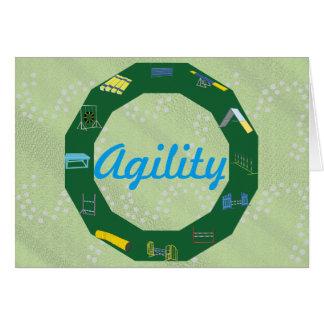 Agility Circle Card