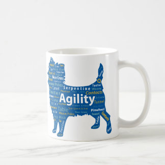 Agility Coffee Mug, Travel Mug or Stein