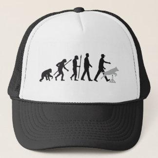 Agility dog sport evolution trucker hat