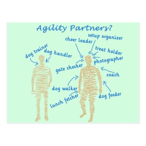 Agility Partners Postcard