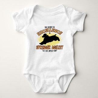 Agility Springer Secret Baby Creeper