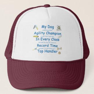 Agility Top Handler Trucker Hat