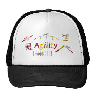Agility with writing cap