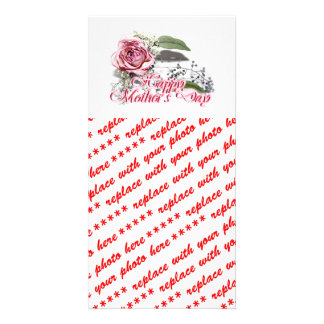 Aging Gracefully - Grandmother Mother's Day Photo Card