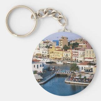 Agios Nikolaos Crete, Greece Key Chains