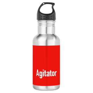 'Agitator' water bottle
