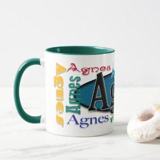Agnes Coffee Mug