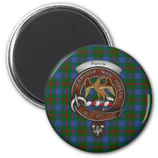 Agnew Clan Badge Magnets