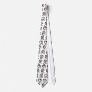 Agnew Clan Badge Tie