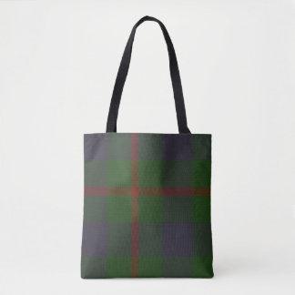 Agnew Clan Tartan Tote Bag