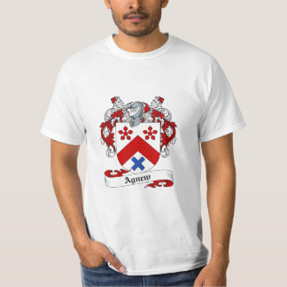 Agnew Family Crest Agnew Coat of Arms T-Shirt