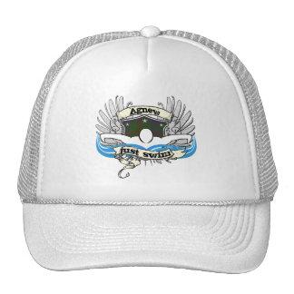 Agnew Just Swim Mesh Hat