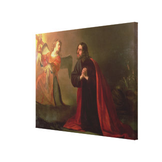 Agony in the Garden Gallery Wrap Canvas