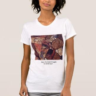 Agony (The Death Struggle) By Schiele Egon Shirt