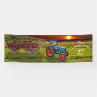 Agriculture Banner
