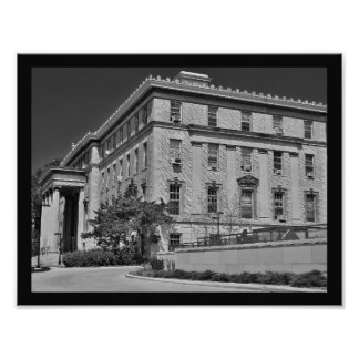 Agriculture Building Photo Print
