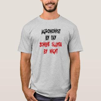Agronomist Zombie Joke T-Shirt