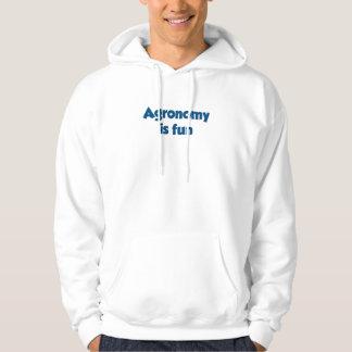 Agronomy is fun hoodie