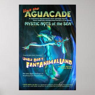 Aguacade Poster