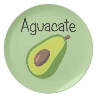 Aguacate (Avocado) Plate