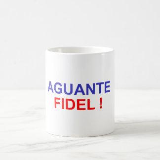 Aguante Fidel! Coffee Mug