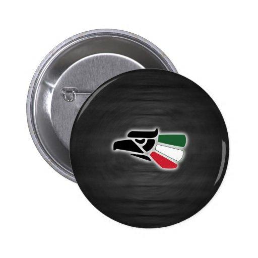 aguila1.jpg pinback buttons