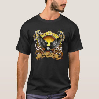 Aguilar Family Crest T-Shirt