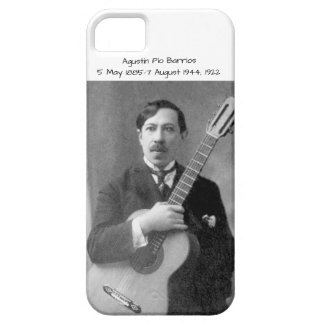 Agustín Pio Barrios, 1922 Barely There iPhone 5 Case