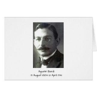 Agustin Bardi Card