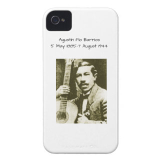 Agustin Pio Barrios iPhone 4 Cover