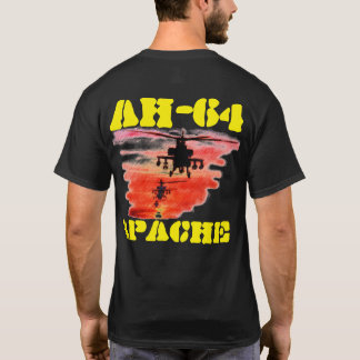 AH-64 APACHE ATTACK CHOPPER T-Shirt