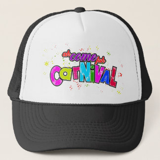Ah Come fuh Carnival Trucker Hat