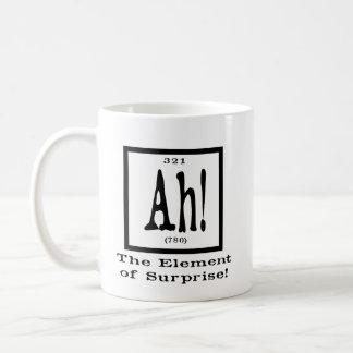 Ah! Element mug