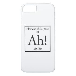 Ah Element of Surprise iPhone 7 Case
