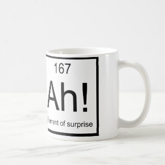 Ah Element of Surprise Mugs