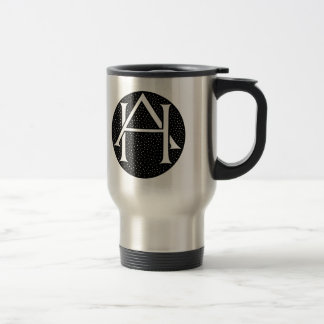 AH Monogram Travel Mug