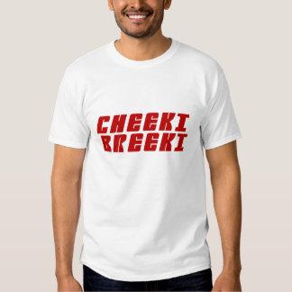 AH NUUUU CHEEKI BREEKI IV DAMKI (light) Tshirt