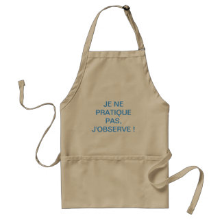 Ah So only… Aprons