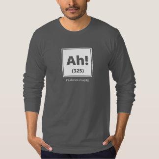 Ah!  The element of surprise - Men's Long Sleeve T-Shirt