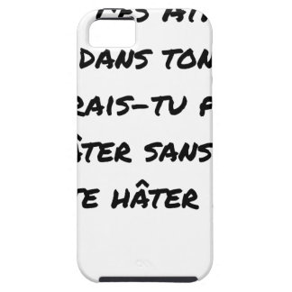 AH, YOU ES ATHÉ! BUT IN YOUR STATE, YOU WOULD NOT iPhone 5 CASE