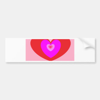 aheartwithinaheart bumper sticker