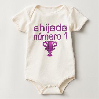Ahijada Número 1 Baby Bodysuit