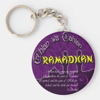 Ahlan Wa Sahlan Ramadhan Key Ring
