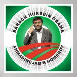 Ahmadinejads Homeboy Posters