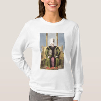 Ahmed I (1590-1617) Sultan 1603-17, from 'A Series T-Shirt