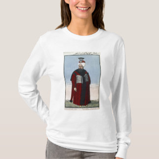 Ahmed II (1642-95) Sultan 1691-95, from 'A Series T-Shirt