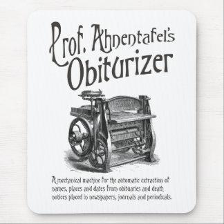 Ahnentafel's Obiturizer Mouse Pad