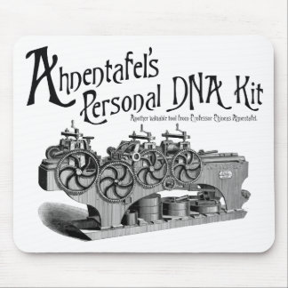 Ahnentafel's Personal DNA Kit Mouse Pad